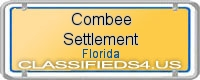 Combee Settlement board
